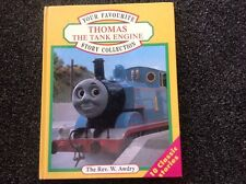 Your Favourite THOMAS THE TANK ENGINE Story collection vintage Book hardcover