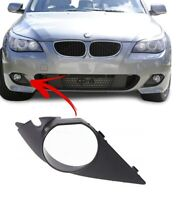 FOR BMW E60 E61 M-SPORT FRONT BUMPER FOG LIGHT COVER GRILL TRIM RIGHT O/S 789660