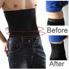 Men Tummy Tuck Belt Body Shaper Firm Control Girdle Belly Slimmer Waist Trainer