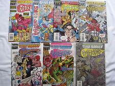 CLIVE BARKER : HYPERKIND issues 1,2,3,4,5,6 . MARVEL RAZORLINE. 1994