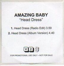(486K) Amazing Baby, Head Dress - DJ CD