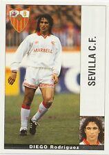 DIEGO RODRIGUEZ # ESPANA SEVILLA.CF STICKER CROMO PANINI LIGA 1996 ESPANA