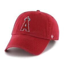Los Angeles Angels 47 Brand Clean Up Hat Adjustable