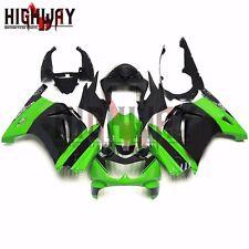 For Kawasaki EX250R Ninja 250 08-12 Injection ABS Fairings Body Kit Green Black