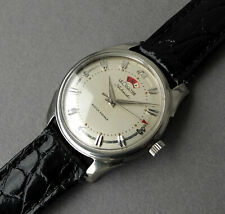 JAEGER LECOULTRE MASTER MARINER POWERMATIC Automatic Gents Vintage Watch 1956
