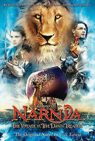 The Voyage of the Dawn Treader Movie Tie-In Edition (Narnia), Lewis, C. S., Used