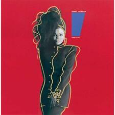 Janet Jackson Cd - Control (1986) - New Unopened - Pop R&B