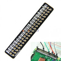 GPIO Pin Reference PCB Board Distinguishable for Raspberry Pi 2 Model B/B+