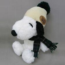 New! Snoopy Plush Stuffed Toy Doll Winter Fashion 2016 Peanuts f/s from Japan