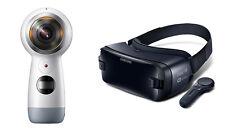 [SALE] SAMSUNG 2017 Gear 360 SM-R210 + Gear VR SM-R324  For Galaxy S8 S8+ S7