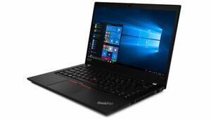 "Lenovo ThinkPad P14s 14"" (256GB SSD, AMD Ryzen 7 PRO 4750U, 1.70GHz, 8GB RAM) La"