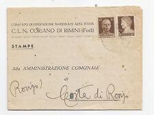 V575-CLN-COMITATO DI LIBERAZIONE DI CORIANO DI RIMINI