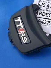 BAGUE INSERT VOLANT AUDI TT TTRS TTS 8J 2006/2015 BADGE ORIGINAL 8J0419685B OEM