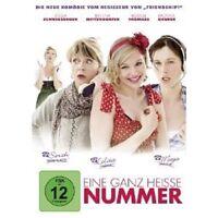 EINE GANZ HEIßE NUMMER  DVD MIT GISELA SCHNEEBERGER NEU