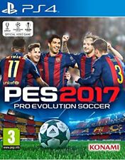 Pes 2017 PS4 Pro Evolution Soccer PlayStation 4 Konami