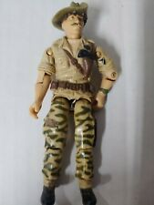 1984 3-3/4 GI JOE Recondo Jungle Trooper Vintage Action Figure ARAH