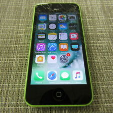 APPLE IPHONE 5C, 16GB (CRICKET) CLEAN ESN, WORKS, PLEASE READ!! 32853
