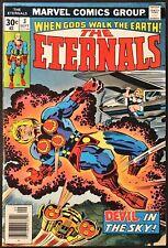 The Eternals #3 (1976) - 1st App Sersi - HIGHER Grade