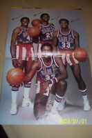 1980 HARLEM GLOBETROTTERS Yearbook MEADOWLARK LEMON Curly NEAL Gene AUSBIE