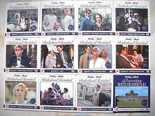 BRIDESHEAD REVISITED COMPLETE SET stars ANTHONY ANDREWS JEREMY IRONS = PROMO