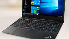 "Lenovo Thinkpad E580 Laptop 15.6"" Full HD Intel i5-8250U RM8GB SSD240GB Office"