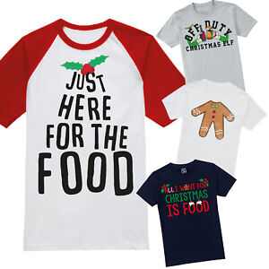 Game On Mens - Christmas Collection -  T-shirts - Multi