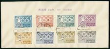 MayfairStamps Maldives Islands 1964 Tokyo Summer Olympics Combo First Day Cover