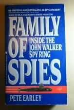 FAMILY OF SPIES - john walker spy ring (war, espionage & true crime) (comb p&p)