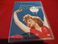 "DVD NEUF ""FELLINI'S ROMA"" autobiographie de Federico FELLINI"