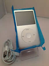 Apple iPod Classic 7th Generation Silver - Last Generation - (160 GB) - Like New