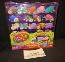 Flip A Zoo collector's case Jay for Play series 1 inc 2 special edition Flipazoo