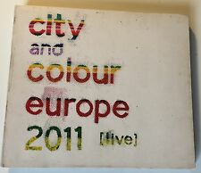 CITY AND COLOUR - The Roundhouse, London, 18.10.2011 *2CD* Alexisonfire