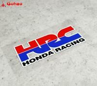 HRC heartbeat pulse Sticker Left Honda Racing  MotoGP CBR600RR CBR1000RR Pair