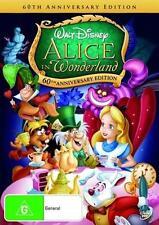 ALICE IN WONDERLAND 60th Anniversary Edition : NEW Disney DVD