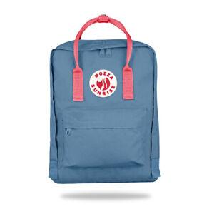 Unisex Kanken Student Backpack Fjallraven Travel Shoulder School Bags 20L/16L