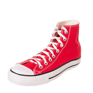 CONVERSE CHUCK TAYLOR Canvas High Top Sneakers Size 40 UK 7 US 7 Logo Lace Up