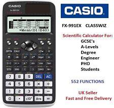 Casio FX-991EX FX991EX calculadora científica avanzada - 552 funciones-classwiz