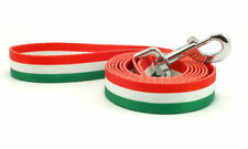 Dog Leash | Hungary Flag  | For Everyday, Holidays, Sporting Events, Festivals