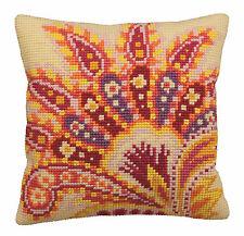 Collection D'Art Cross Stitch Cushion Kit; Passion CD5135