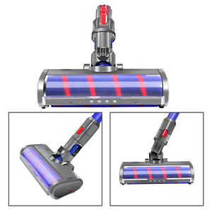 Fluffy Soft Roller Brush Floor Head for Dyson Vacuum Cleaner V7 V8 V10 V11