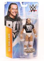 "WWE Superstar Entrances Bo Dallas BoLeive 6"" Action Figure - NEW w FREE SHIPPING"