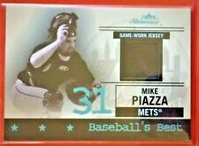 Mike Piazza 2004 Fleer Baseball Best Jersey Card # 67 Bb-Mp2 (Mint)