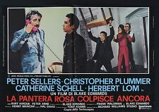 FOTOBUSTA 2, LA PANTERA ROSA COLPISCE ANCORA, SELLERS, EDWARDS, POSTER AFFICHE