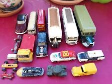 17 Voitures,Dinky-Toys,Solido,Schuco,CIJ,Matchbox,Minitrucks,HM,Minialuxe,1:43