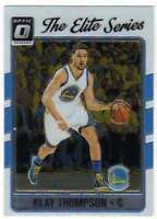 2016-17 Donruss Optic Basketball Elite Series #18 Klay Thompson Warriors