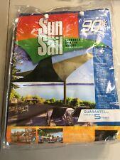 Sun Sail Shade Blue Easy Gardener 11.81'x11.81'x1 1.81'