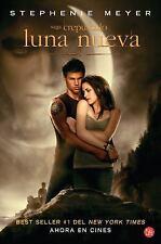 Luna nueva /New Moon Movie Tie-in (Spanish Edition)-ExLibrary