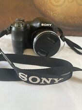 Sony Cyber-Shot DSC-H200 20.1MP Digital Camera
