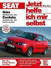SEAT IBIZA Cordoba Jetzt helfe ich mir selbst So wirds gemacht Reparaturbuch NEU
