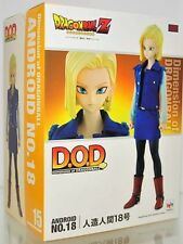 MegaHouse Dragon Ball Z Dimension of DRAGONBALL DOD Android #18 Figure